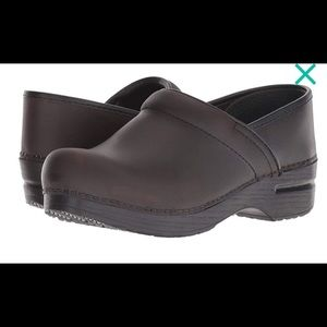 Dansko Professional Antique Brown/Sz 7 eur 37 $125